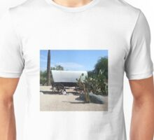 COVERED WAGON Unisex T-Shirt