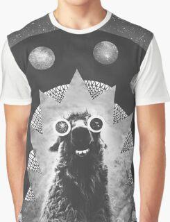 Llama Love Graphic T-Shirt