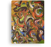 Some part of the Green Revolution . . . Canvas Print