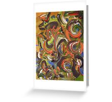 Some part of the Green Revolution . . . Greeting Card
