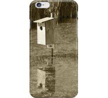 Nesting Box iPhone Case/Skin