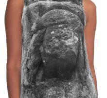 Weathered Face Contrast Tank
