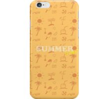 Summer is here! iPhone Case/Skin