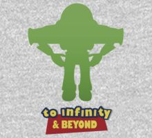 Buzz Lightyear: To Infinity & Beyond - Coloured Kids Tee