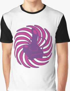 Atari Spiral  Graphic T-Shirt