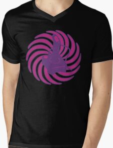 Atari Spiral  Mens V-Neck T-Shirt