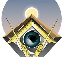 The All-Seeing Eye by Ewan T. Gibson