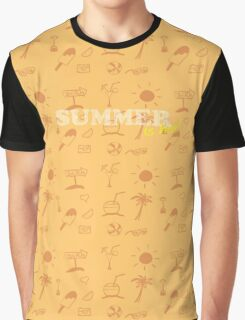 Summer is here! Graphic T-Shirt