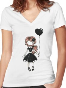 Cheyenne Dollie Women's Fitted V-Neck T-Shirt