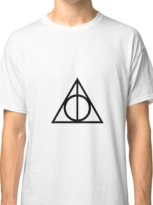 Deathly Hallows 3 Classic T-Shirt