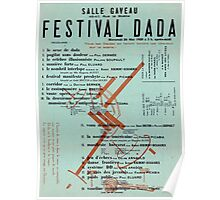 Dada Poster - Creative Commons Poster