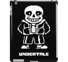 Undertale, sans iPad Case/Skin