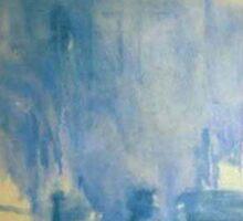 BLUE(C1998) by Paul Romanowski