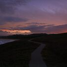 Almost evening at Woolgoolga by myraj