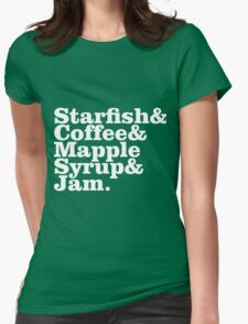 Starfish & Coffee Prince Womens Fitted T-Shirt