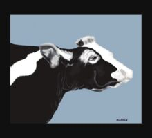 WHAT A COW!! Kids Tee
