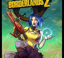 Borderlands- Maya by PetraII