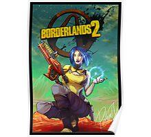 Borderlands- Maya Poster