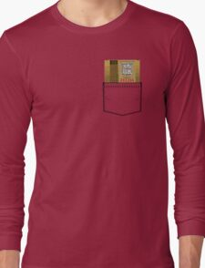 Zelda - NES Pocket Series Long Sleeve T-Shirt