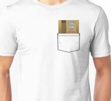 Zelda - NES Pocket Series Unisex T-Shirt