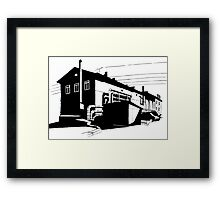 Industrial 1 Framed Print