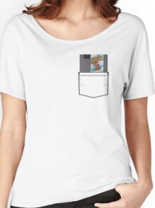 Mario 2 - NES Pocket Series Women's Relaxed Fit T-Shirt
