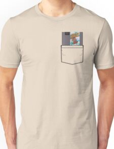 Mario 2 - NES Pocket Series Unisex T-Shirt