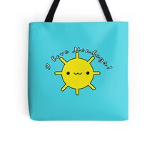 I Love Mondays Tote Bag