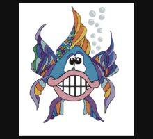 BIG FISH One Piece - Short Sleeve