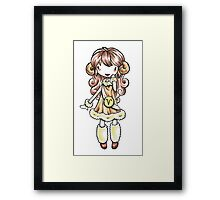 Aries Dollie Framed Print