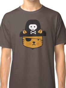 Pirate Cat - Jumpy Icon Series Classic T-Shirt