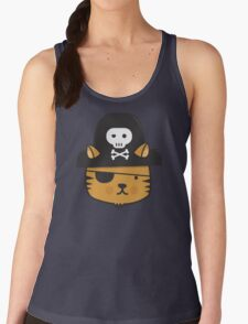 Pirate Cat - Jumpy Icon Series Women's Tank Top