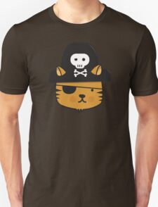 Pirate Cat - Jumpy Icon Series T-Shirt