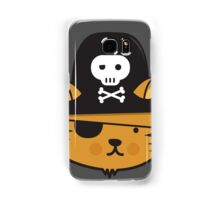 Pirate Cat - Jumpy Icon Series Samsung Galaxy Case/Skin