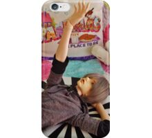 Candy Colored Daydreams iPhone Case/Skin