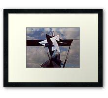 Blue Sky Dreaming Framed Print