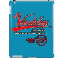 Vandelay Industries V2 iPad Case/Skin
