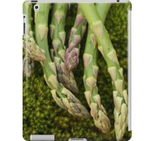 Moss and Asparagus iPad Case/Skin