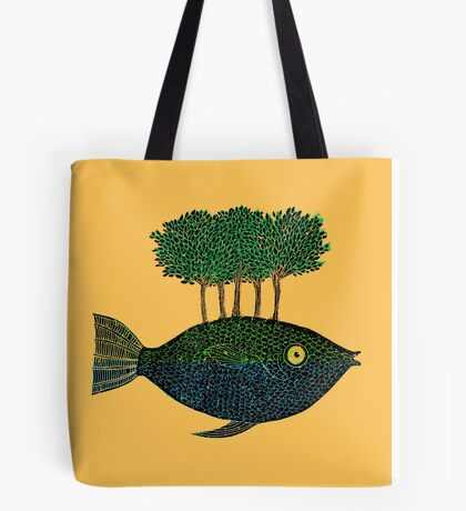 This Island Earth Tote Bag