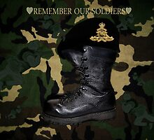 REMEMBER OUR SOLDIERS HEARTFELT TRIBUTE THROW PILLOW by ✿✿ Bonita ✿✿ ђєℓℓσ