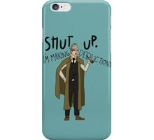Doctor Holmes iPhone Case/Skin