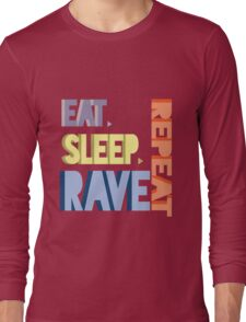 Cycle of Life  Long Sleeve T-Shirt