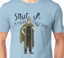 Doctor Holmes Unisex T-Shirt