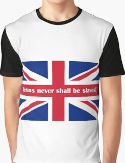 Union Jack Forever! Graphic T-Shirt