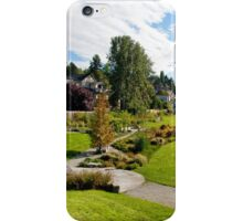 Madison Valley park iPhone Case/Skin