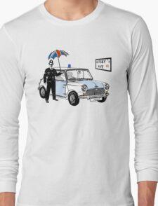 Brexit Blues & Twos Long Sleeve T-Shirt