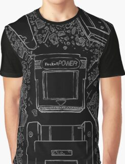 Pocket Power - Dark Edition Graphic T-Shirt