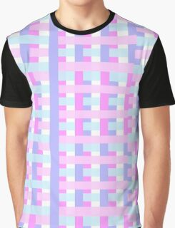 gingham Graphic T-Shirt
