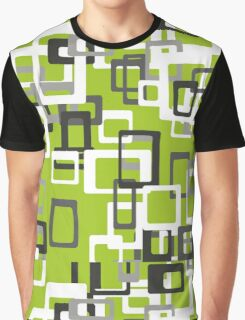 Seamless retro geometric pattern. Graphic T-Shirt