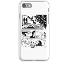 the 1975 robbers phone case iPhone Case/Skin